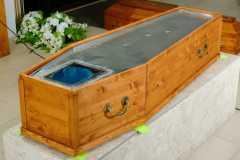 Цинковый гроб/Цинковый гроб для перевозки умерших от covid-19