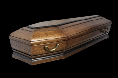 Гроб/Купить гроб - А6 (FIO)