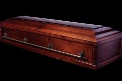 Купить гроб - М23 (Ольха)1