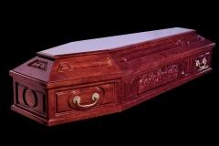 Гроб/Купить гроб - 7UC Тайная вечеря (ольха)