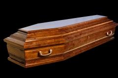 Купить гроб - P1 (ольха)