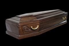 Купить гроб - TORINO (фраке)