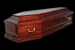 Купить гроб - VINUS (колода, ольха)