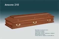 Купить гроб - Аполло 210