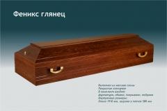 Купить гроб - Феникс (глянец)