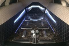 салон катафалка-лимузина
