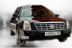 Cadillac катафалк-лимузин