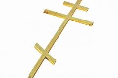 Крест металл