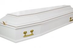 Купить гроб - Б-6 белый