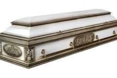 Купить гроб - Вегас Ангел белый