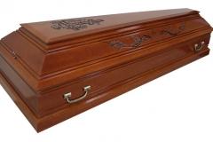 Купить гроб - Лоза светлый