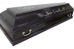 Купить гроб - Лоза темный