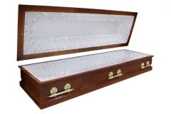 Купить гроб - Пегас-4 коричневый