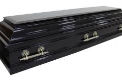 Купить гроб - Пегас-4 темный ФПГ-4-1Т