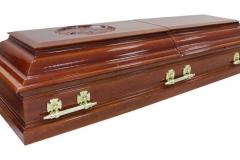 Купить гроб - Пегас-4-2 коричн
