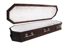 Купить гроб - Пенас-8 темный