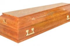 Купить гроб - Питер с рисунком