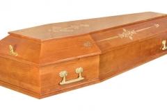 Купить гроб - Питер-6 с рисунком