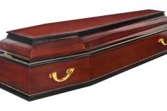 Купить гроб - Классика темный