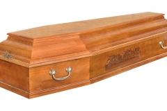 Купить гроб - Тайная вечеря светлая