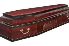 Купить гроб - Тайная вечеря темная