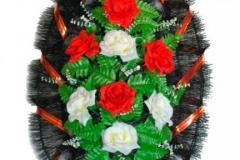 Венок  на похороны /венок на похороны из искусственных цветов не дорогой