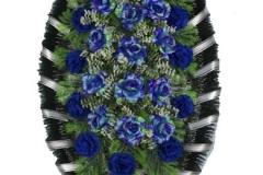 Венок  на похороны /венок на похороны из искусственных цветов дешево