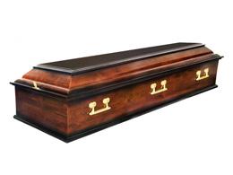 Купить полированный гроб Москва