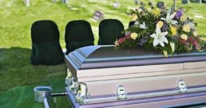 похороны дорого