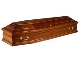 гроб полированный купить