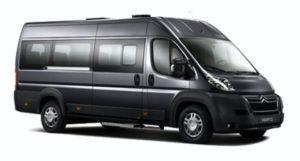 микроавтобус на похороны Citroen Jumper