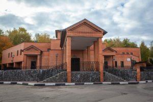 Носовихинский крематорий Горбрус