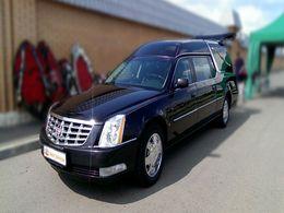 лимузин на похороны